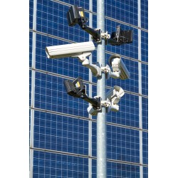 Duale Stromversorgung für cctv